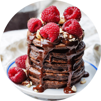 Crêpes, gaufres & pancakes