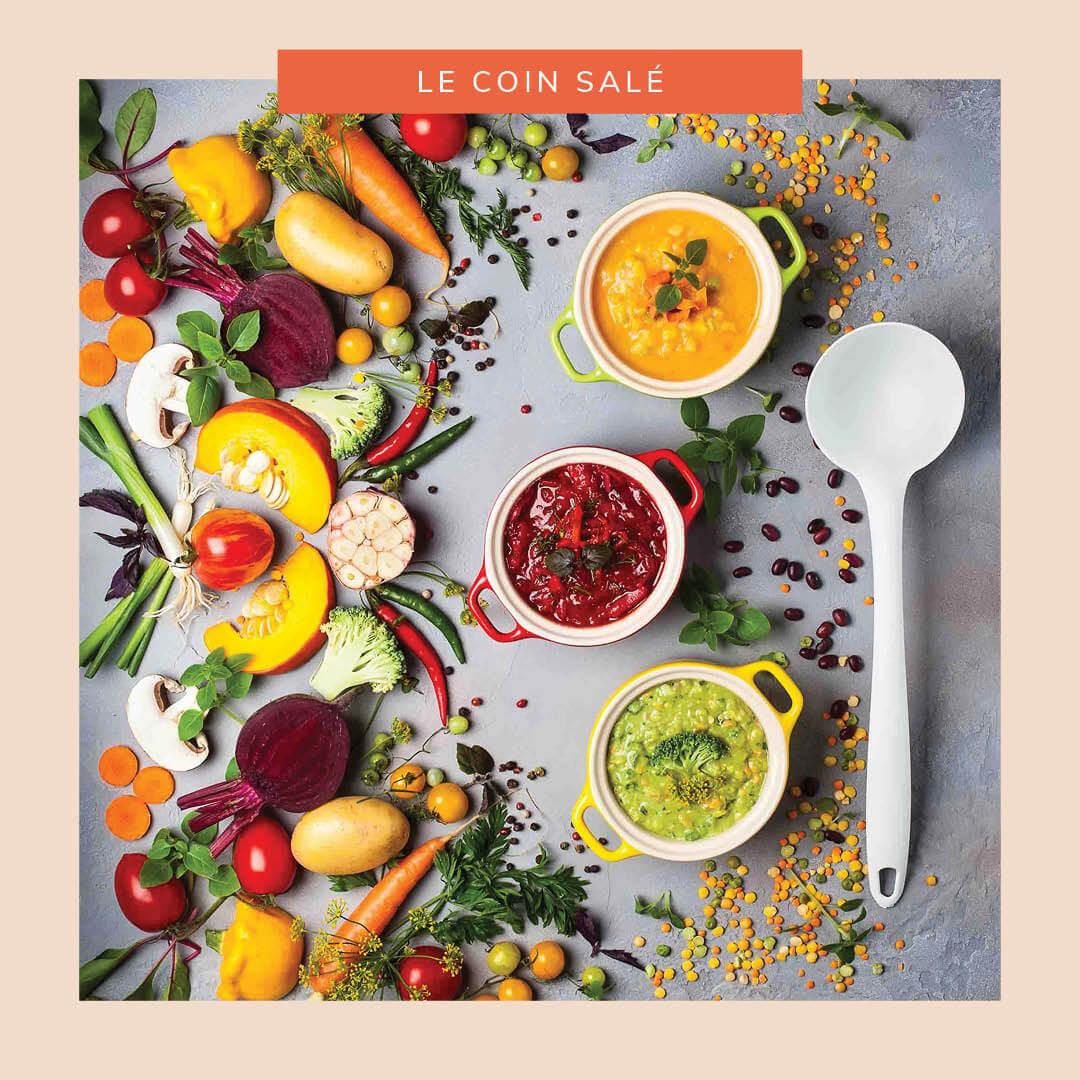 6 recettes de soupes détox